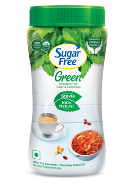 Sugar Free Green - Natural Sweetener | Sugar Free India